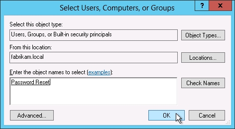 Active Directory Delegated Permissions (View/Remove)