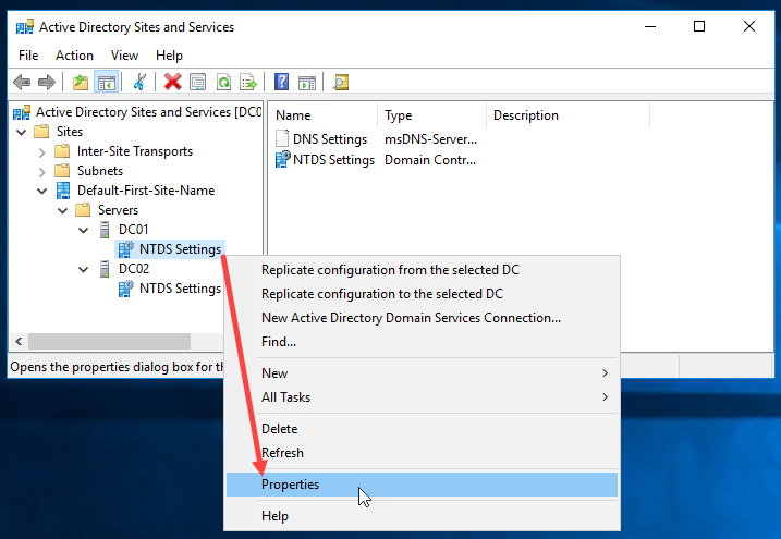 Active Directory - Check if a DC is a Global Catalog