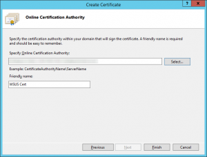 Enable WSUS (Windows Server Update Services) encryption with TLS certificate (even Let's Encrypt)