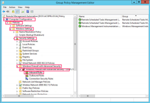 Securing RDP Connections using TLS certificates
