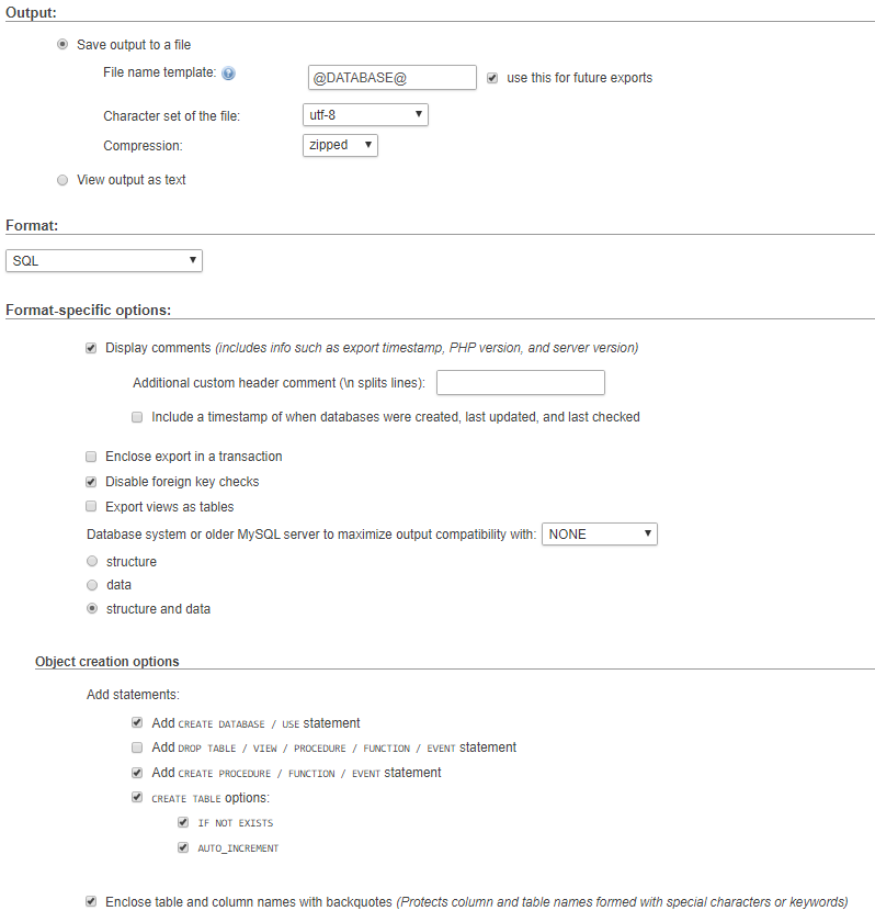 Manually move WordPress site on localhost (Xampp)